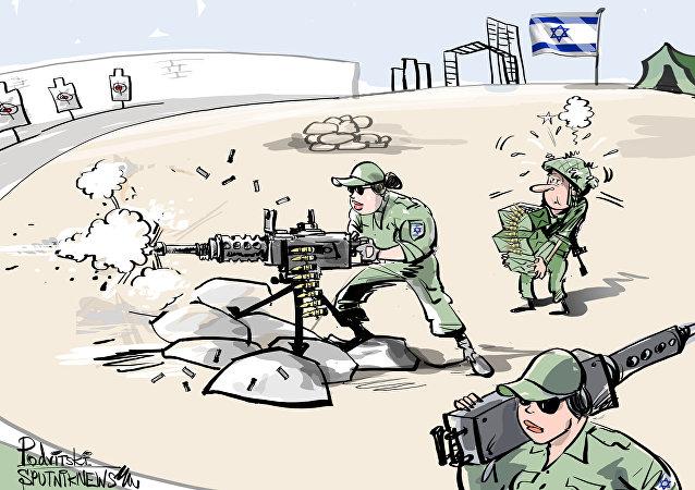 Quem disse que exército não é lugar para mulher? Israel mostra que sim