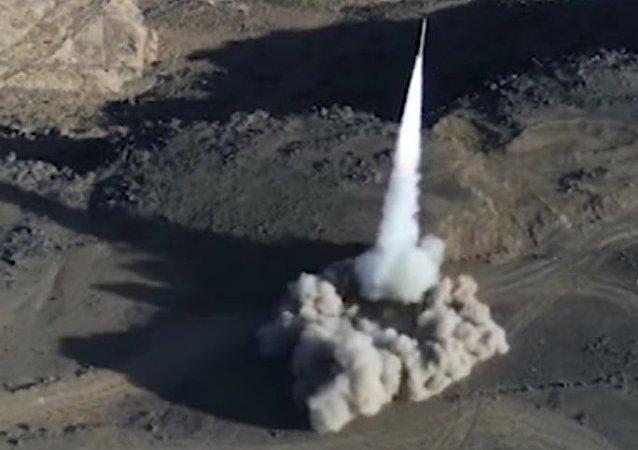 Força de mísseis do Iêmen Badr 1