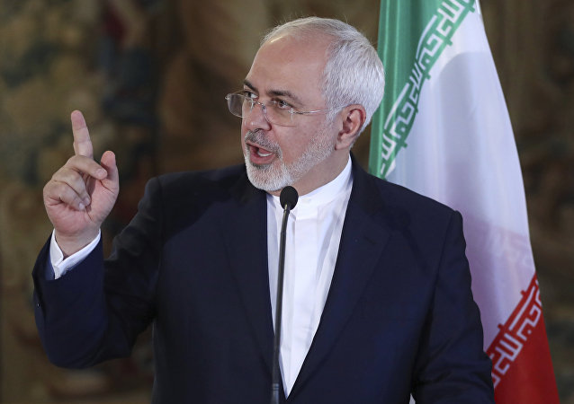 Chanceler do Irã Mohammad Javad Zarif
