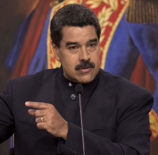 O presidente venezuelano, Nicolás Maduro