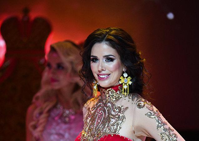 Anna Telegina, Missis Rússia 2018