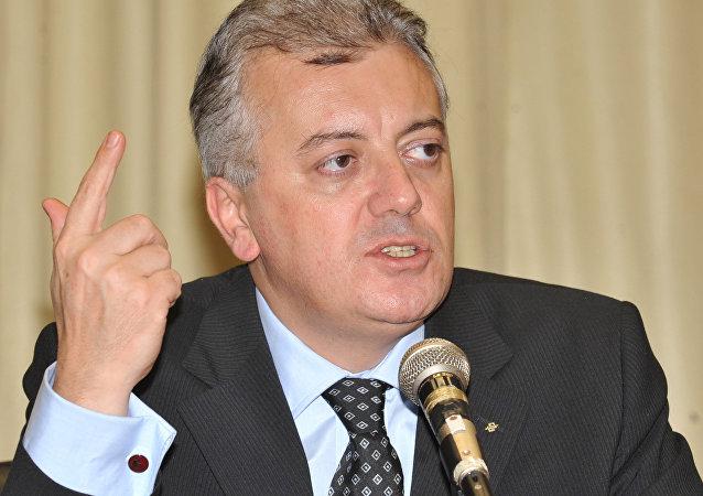 Aldemir Bendine, presidente da Petrobras