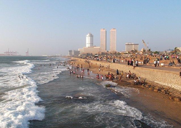 Colombo, Sri Lanka (arquivo)
