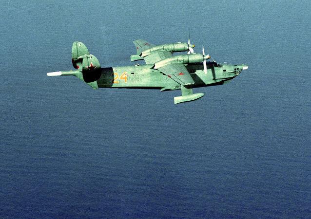 Aeronave anfíbia antissubmarino Be-12