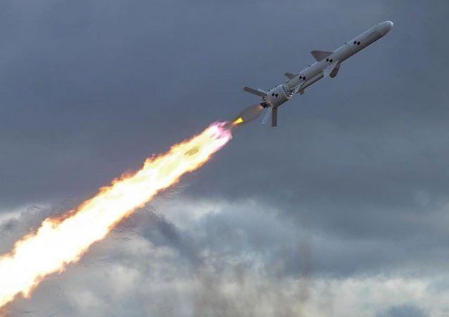 Míssil de cruzeiro ucraniano Neptun