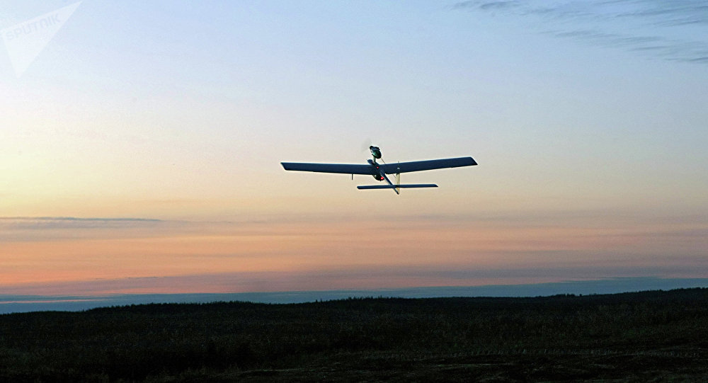 Veículo aéreo não tripulado