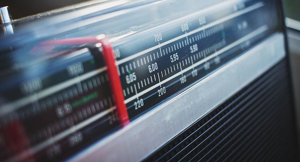 Estação de rádio (imagem ilustrativa)