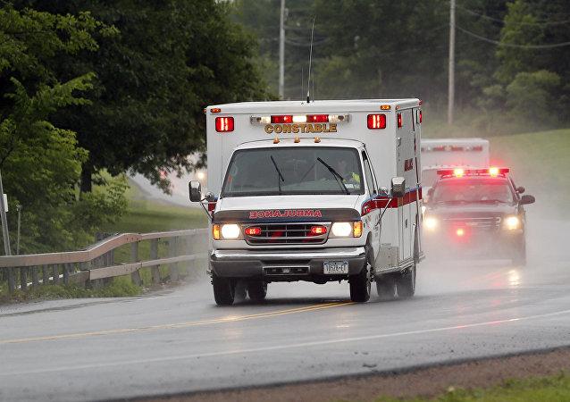 Ambulância dos EUA