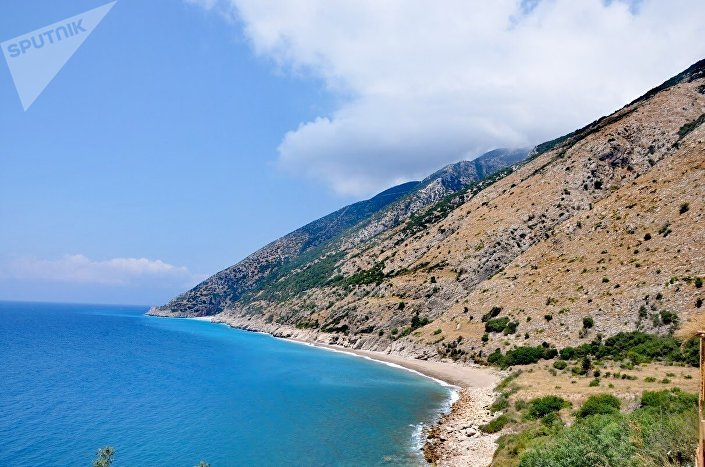 Costa mediterrânea da Síria