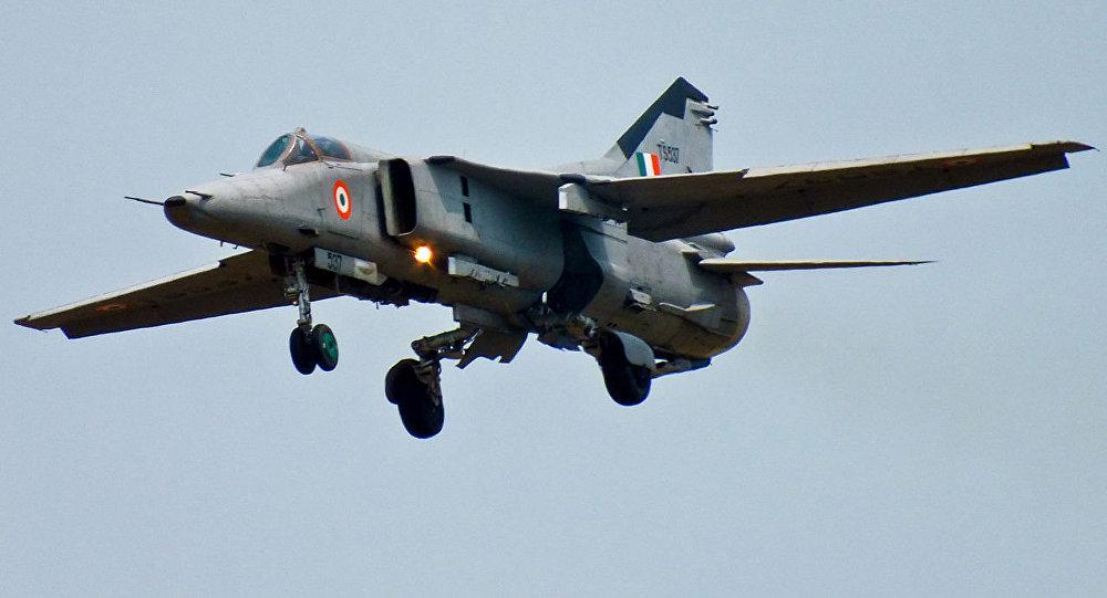 MiG-27 do 18 esquadrão