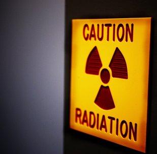 Sinal de radiação