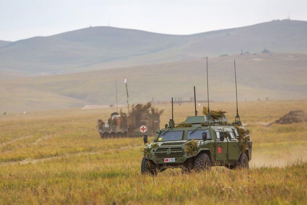 Manobras militares Vostok 2018 no Extremo Oriente