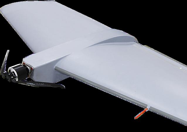 Veículo aéreo não tripulado ZALA 421-10 desenvolvido pelo consórcio russo Kalashnikov