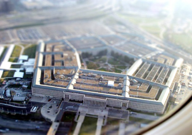 Pentágono, sede do Departamento da Defesa norte-americano