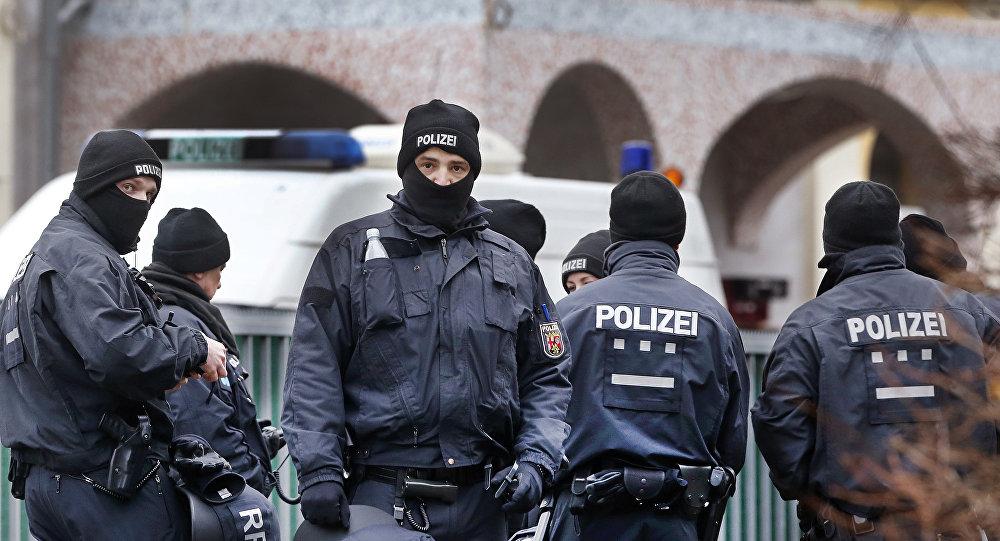 Policiais alemãos
