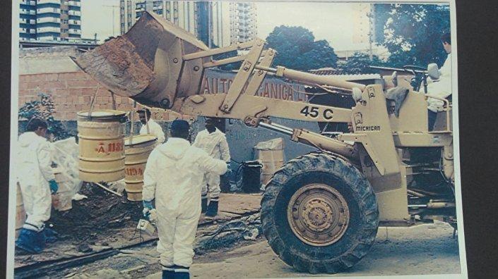 Operação de limpeza de Goiânia