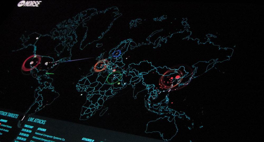 Ciberataque (imagem referencial)