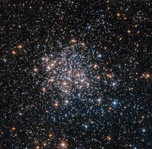 Estrelas da Grande Nuvem de Magalhães