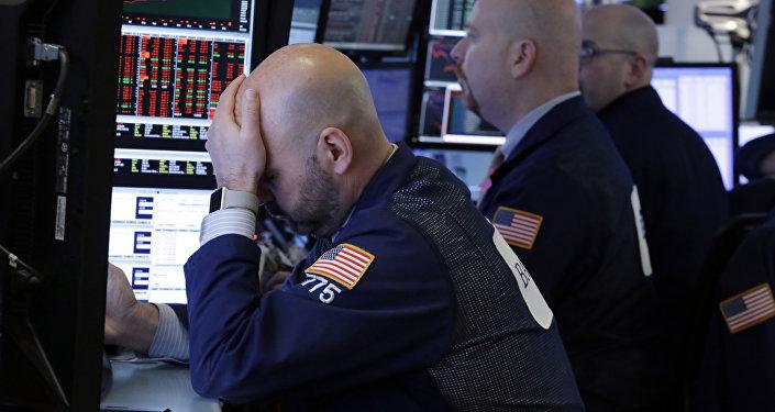 Bolsa de valores de Nova York (foto de arquivo)