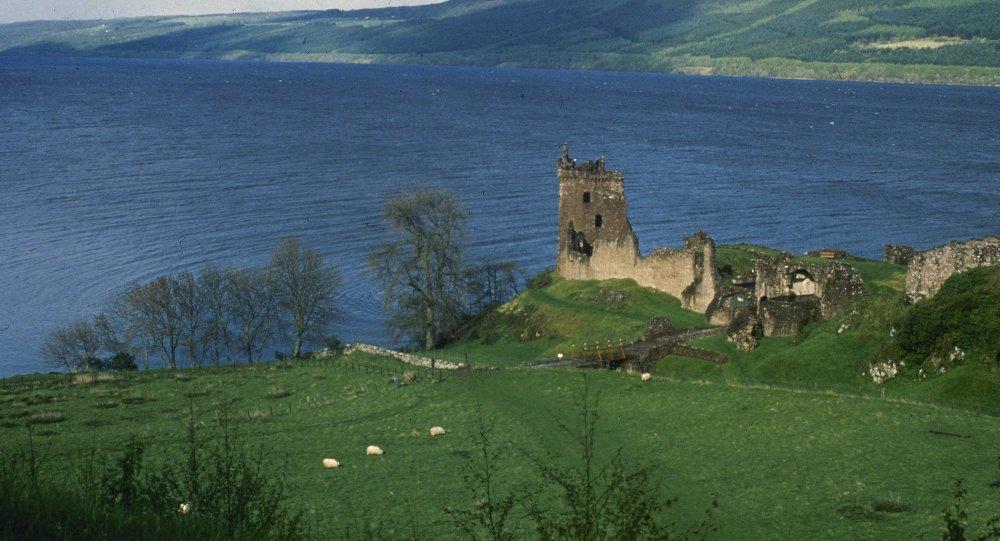 Lago Ness, na Escócia (imagem de arquivo)