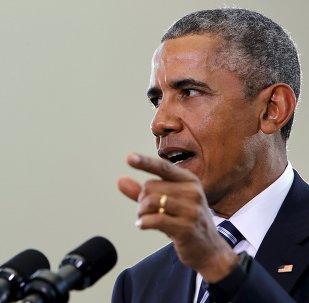 Barack Obama, presidente dos EUA (foto de arquivo)