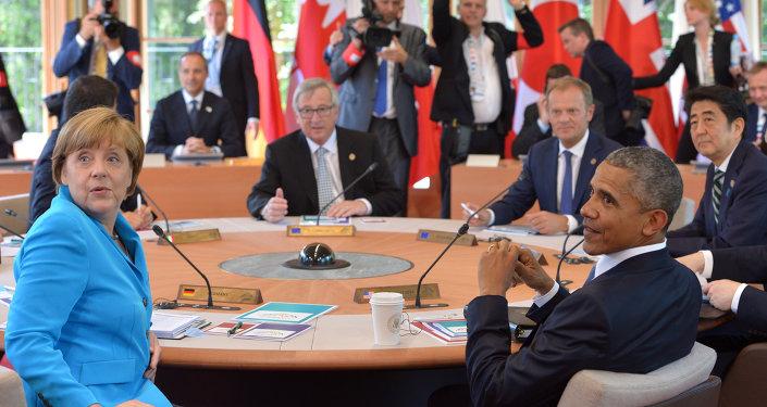 Cumbre del G7 en Baviera