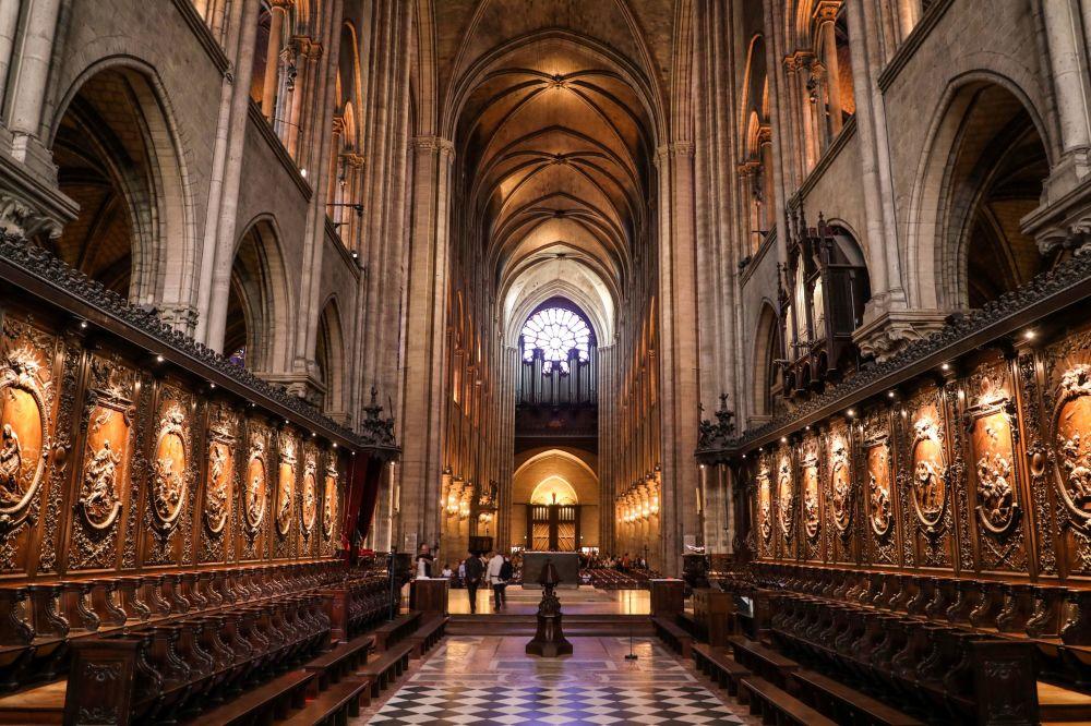 A Catedral de Notre-Dame de Paris