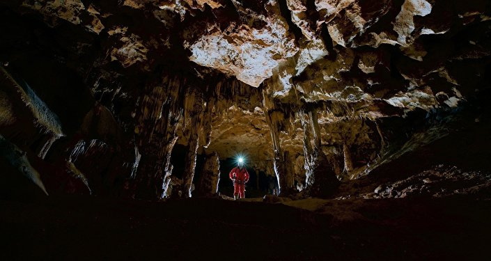 Caverna (imagem referencial)