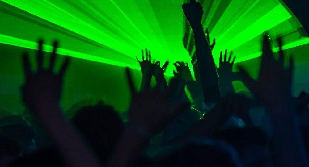 Clube noturno (imagem de arquivo)