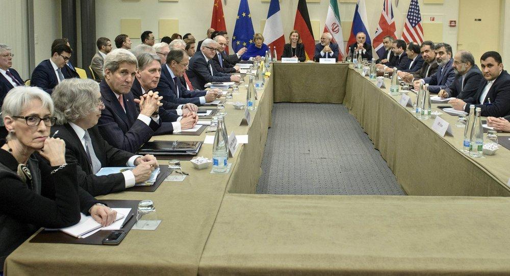 A reunião do P5+1