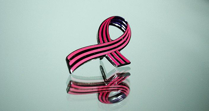 Laço Rosa, símbola da luta contra o câncer de mama