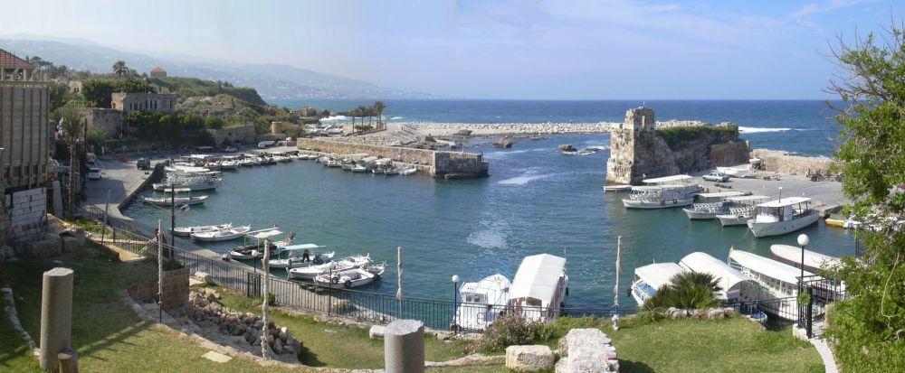 Cidade libanesa de Biblos