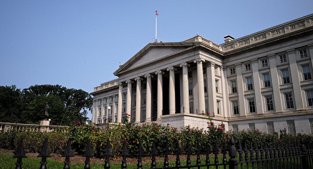 The US Treasury Department