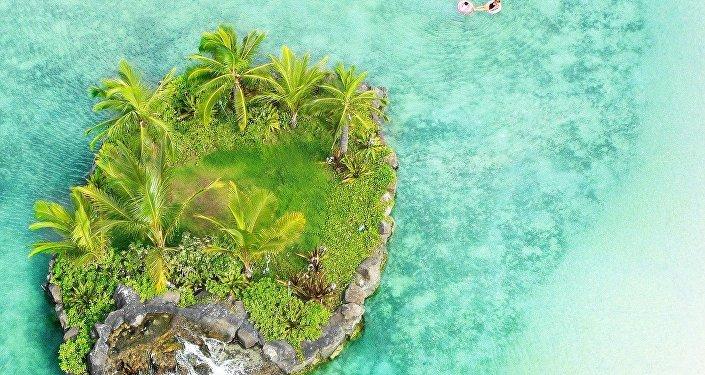 Ilha do Havaí (imagem referencial)