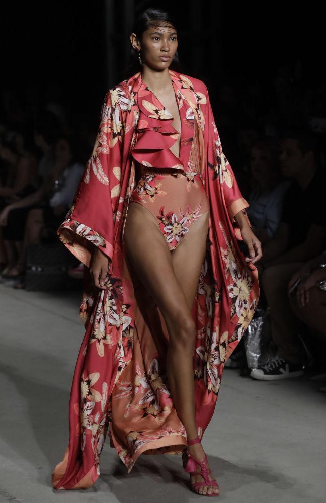 Marca PatBo mostra novas inspirações de moda durante São Paulo Fashion Week