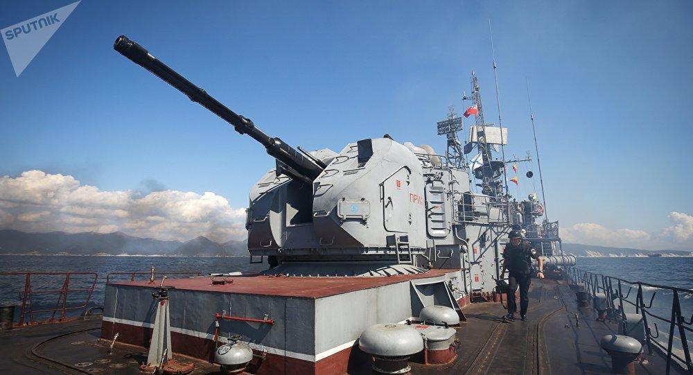 Canhão naval AK-176