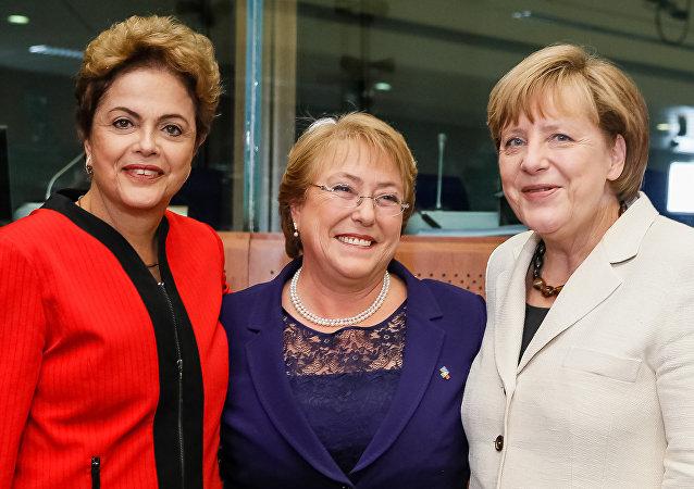 A presidenta Dilma Rousseff participa da 2ª Cúpula União Européia-Celac