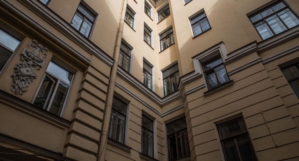 Casa em São Petersburgo (imagem referencial)