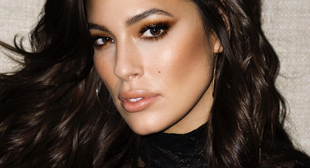 Modelo estadunidense Ashley Graham