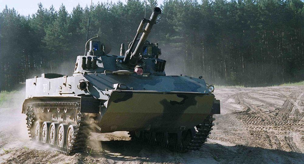 Veículo de combate BMD-4M