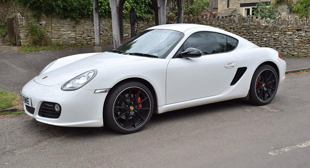 Porsche (imagem referencial)