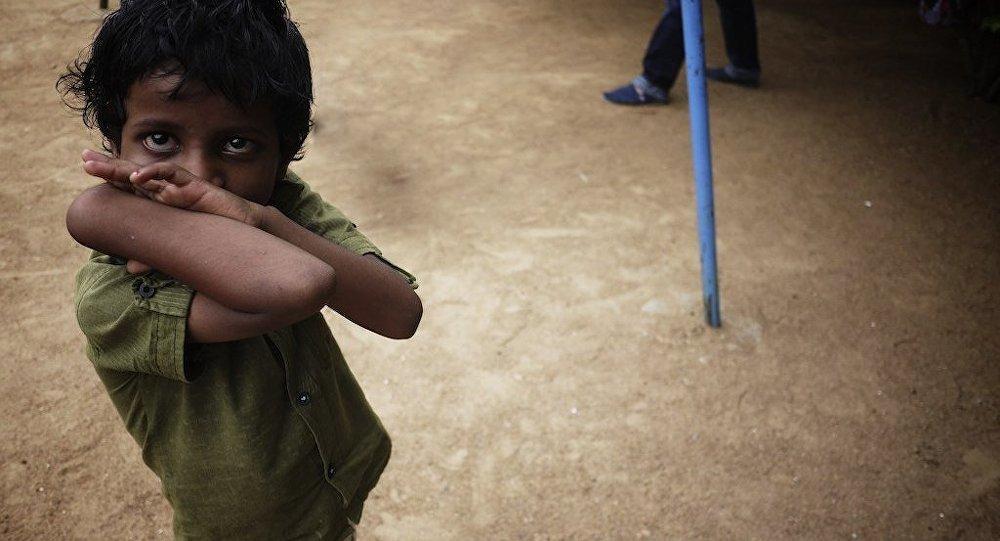 Um menino indiano (imagem referencial)
