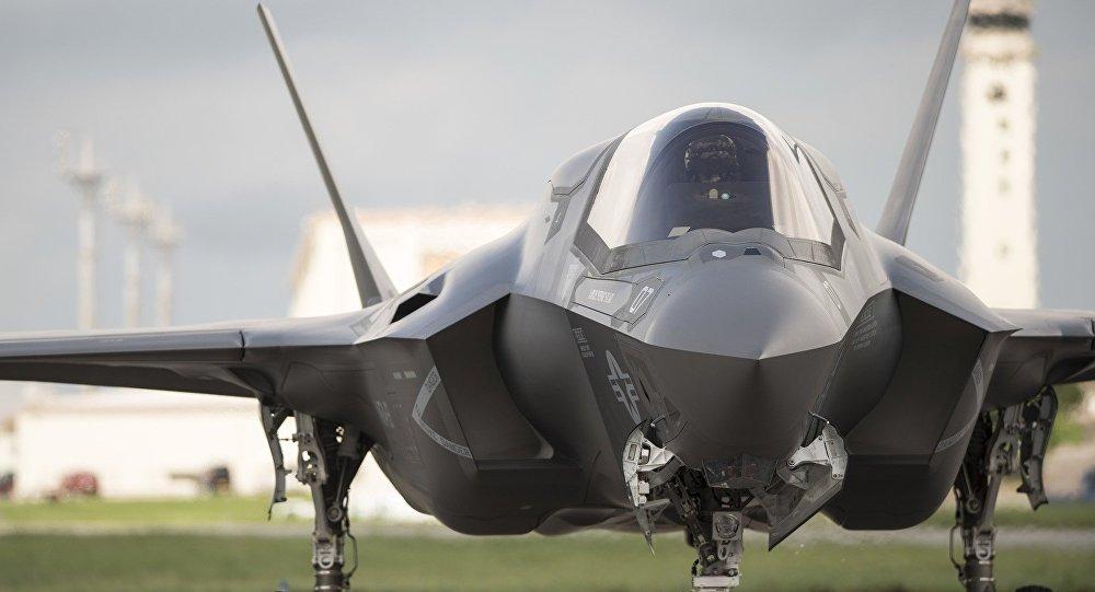 Caça F-35 (imagem referencial)