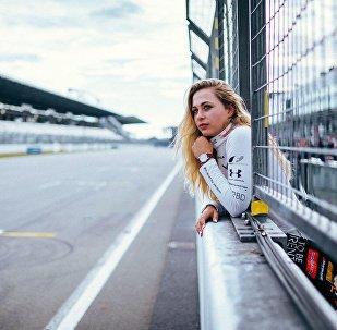Sophia Floersch, piloto da Fórmula 3