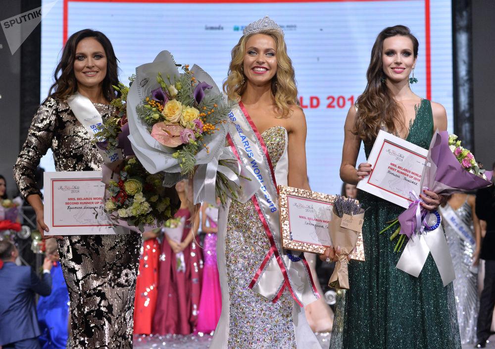 O segundo lugar ficou para Tatiana Rineiskaya, enquanto o terceiro lugar para Kristina Maschenko-Kuchinskaya.