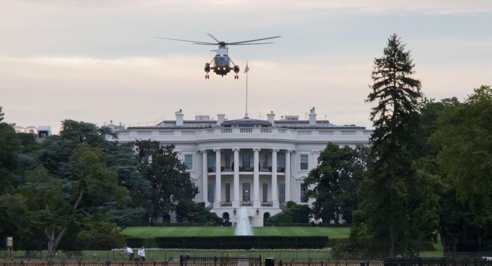 Helicóptero presidencial dos EUA (Imagem referencial)