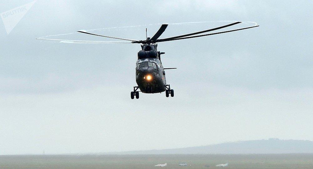 Helicóptero Mi-26 (imagem referencial)