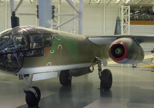 Bombardeiro Arado Ar-234