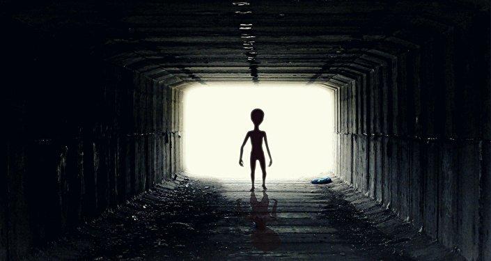 Alien (imagem ilustrativa)