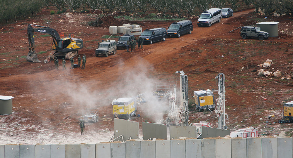 Exército israelense anuncia a descoberta de um segundo túnel do Hezbollah